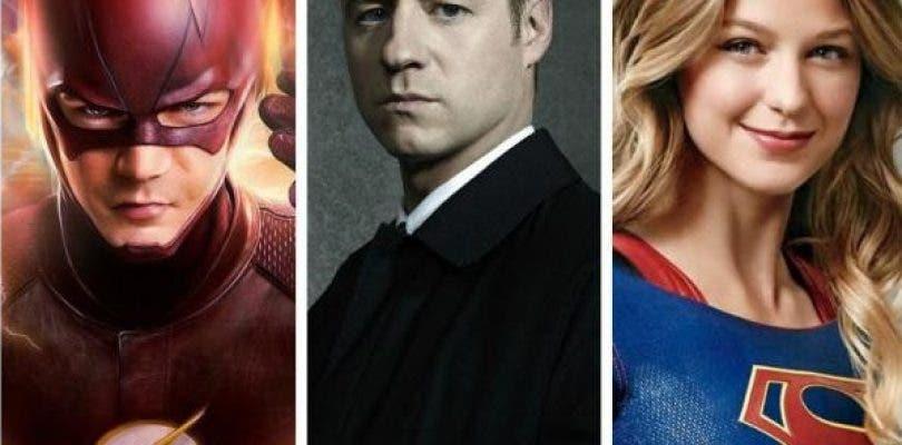 Nuevas promos y sinopsis de Supergirl, Gotham y Flash