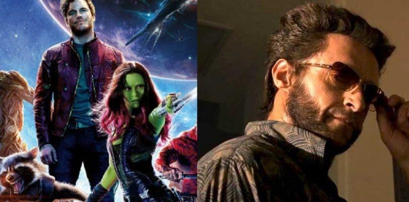 Los tráileres de Guardians of the Galaxy 2 y Logan son inminentes
