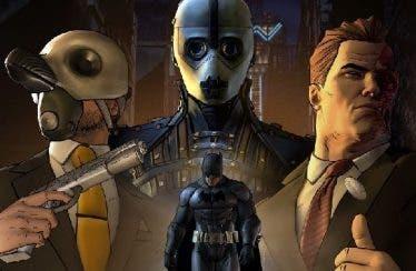 Se muestra el tercer capítulo de Batman: The Telltale Series