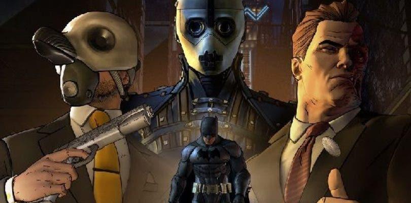BATMAN – The Telltale Series muestra su tráiler final