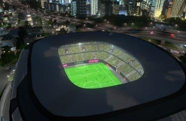 Cities: Skylines recibe un nuevo DLC con estadios de fútbol reales