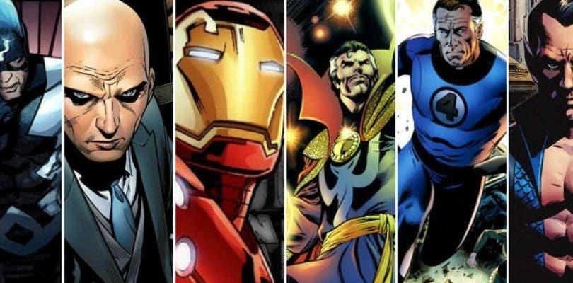 Los Illuminatti podrían reunirse para Avengers: Infinity War