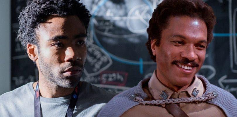 Donald Glover será Lando Calrissian en el film de Han Solo
