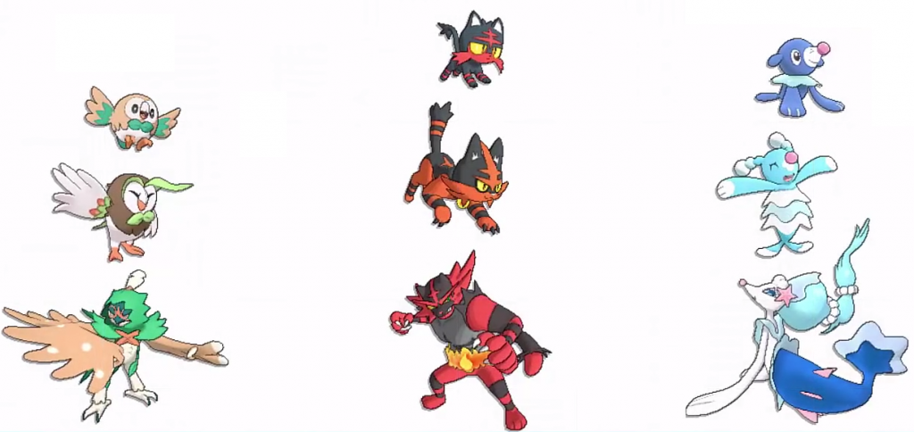 evoluciones-starters-pokemon