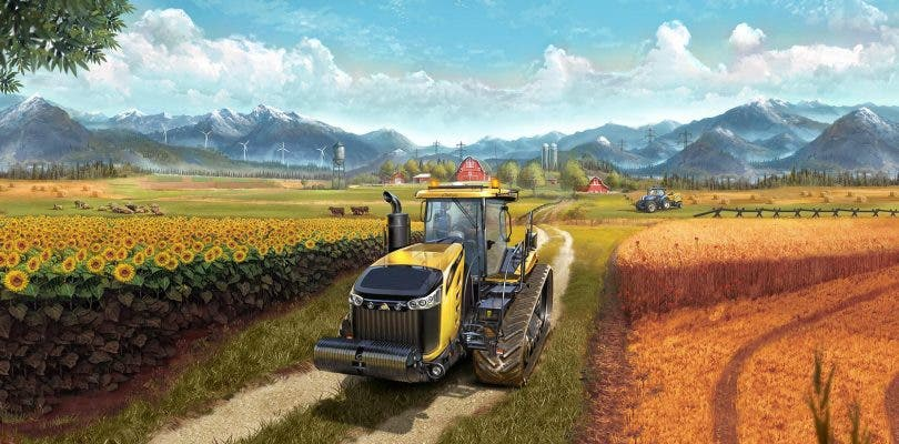Focus Home Interactive anuncia Farming Simulator 2019