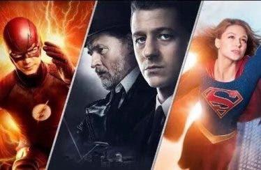 Promos de los próximos capítulos de Flash, Supergirl y Gotham