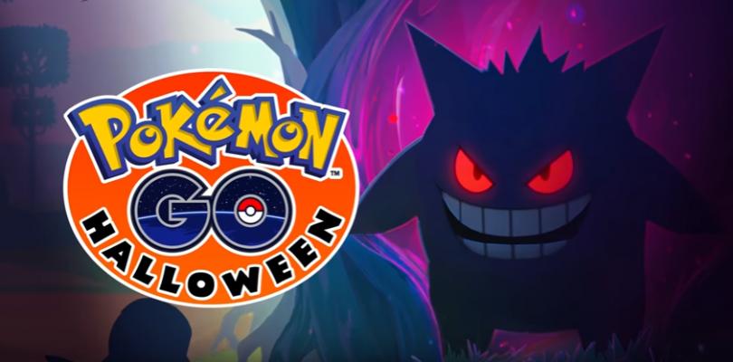 Pokémon GO Halloween llegará el 26 de octubre