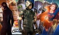 Nuevas promos y sinopsis de las series de DC en The CW y de Legion