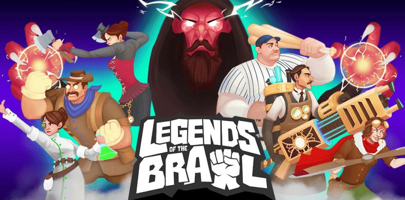 Legends of the Brawl muestra su gameplay en un tráiler