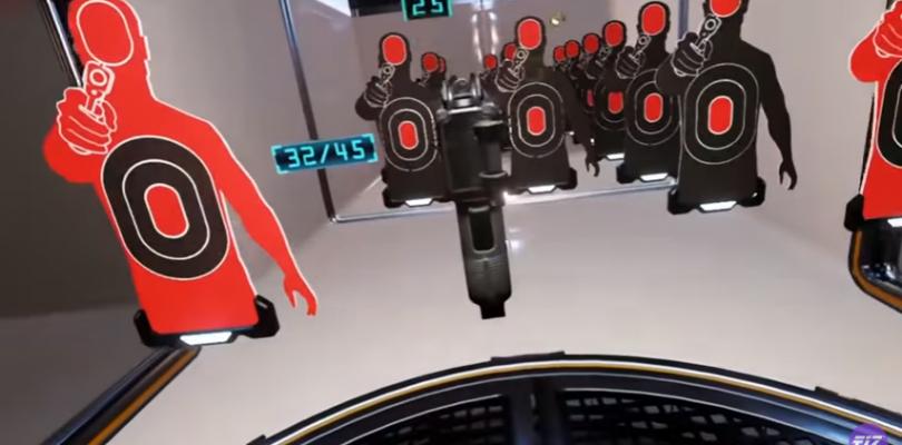 Aprende a disparar con Lethal VR