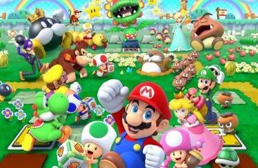Así se usan los amiibo en Mario Party: Star Rush