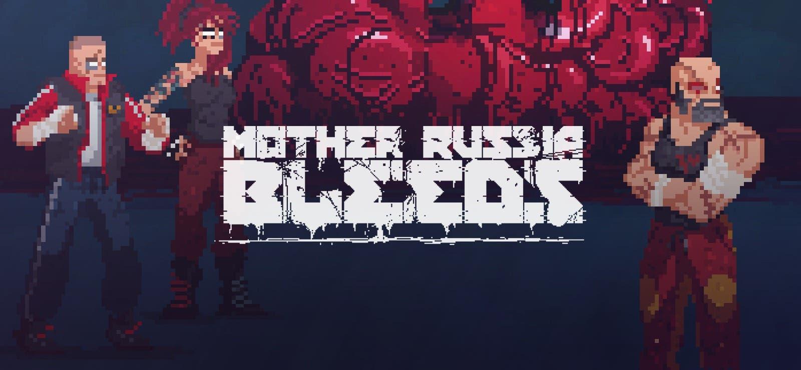 Imagen de Análisis Mother Russia Bleeds