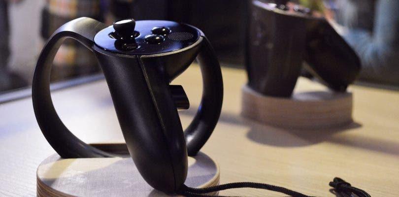 Ya está disponible la reserva de las Oculus Touch