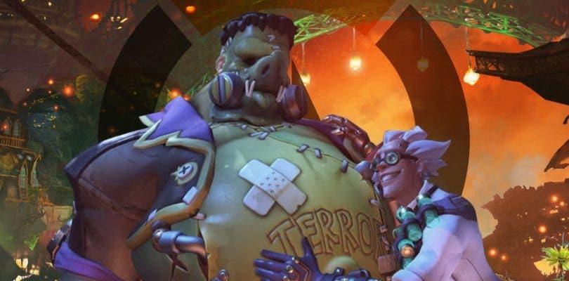 Filtrado el contenido del evento de Halloween de Overwatch