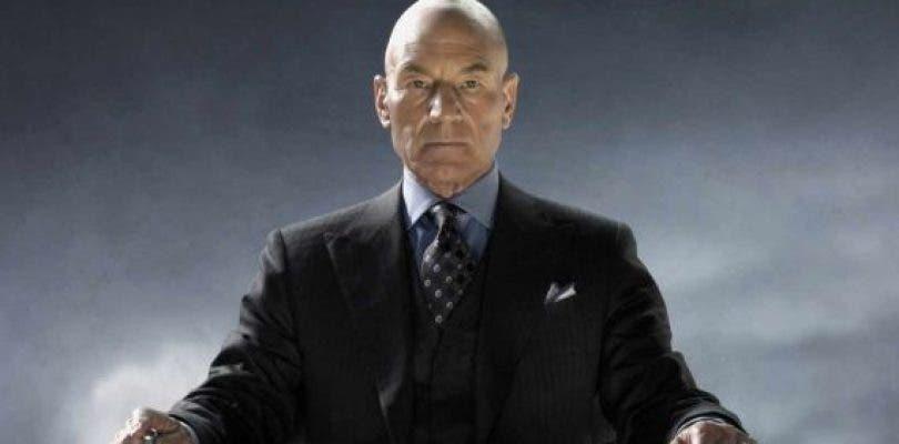 Patrick Stewart se muestra como el Profesor Xavier en Logan