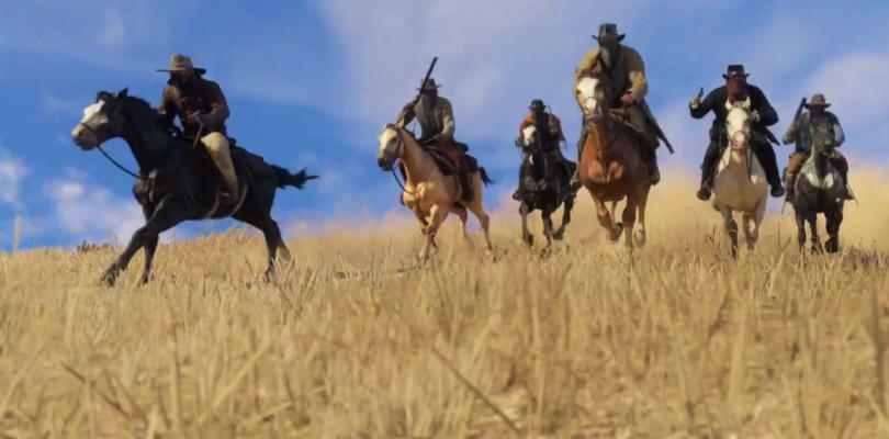 Se filtra una nueva fecha de lanzamiento de Red Dead Redemption 2