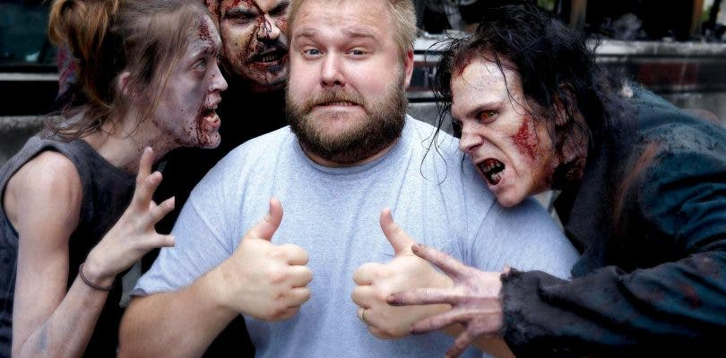En The Walking Dead cómics y serie podrían tener finales distintos