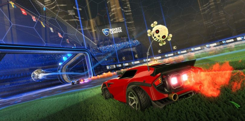 Los responsables de Rocket League siguen buscando el cross-play en PS4