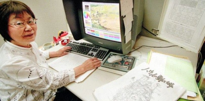 Muere Michiyo Yasuda, colorista del Studio Ghibli
