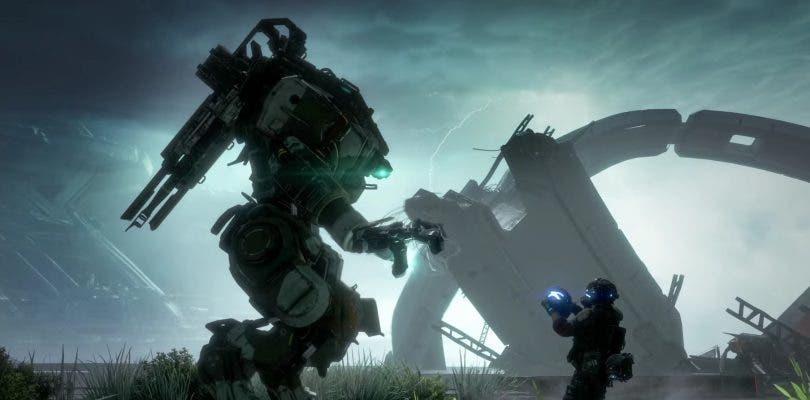 El parche de lanzamiento de Titanfall 2 tan solo ocupa 88 megas