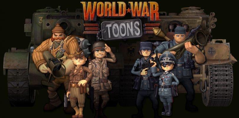 World War Toons presenta el tráiler de su beta