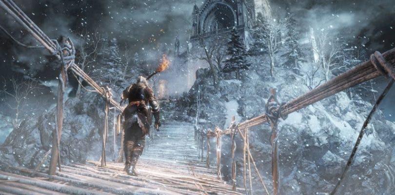 Dark Souls III recibe un nuevo parche para su DLC