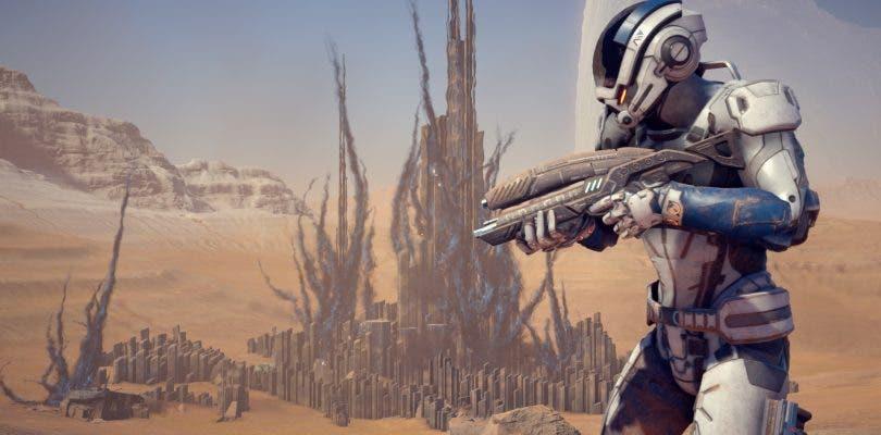 La versión de PC de Mass Effect Andromeda soportará mando