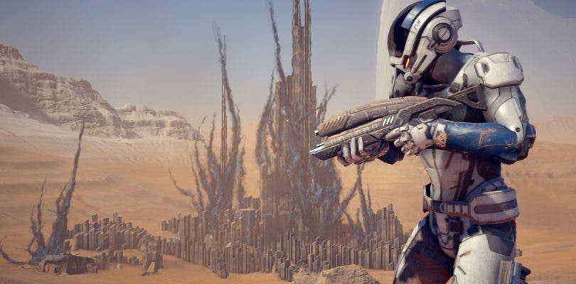 Mass Effect: Andromeda presenta una nueva clase llamada Kett