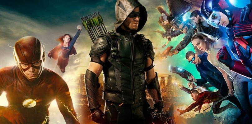 Promo de Legends of Tomorrow y primer anuncio del Crossover de DC