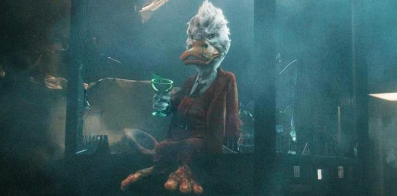 Howard el Pato podría volver en Guardianes de la Galaxia Vol. 2