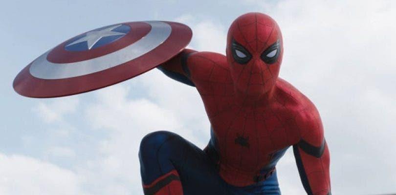 Se filtran cuatro imágenes del tráiler de Spider-Man: Homecoming