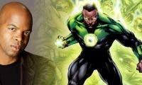 Andre Gordon podría ser John Stewart dentro de Green Lantern Corps