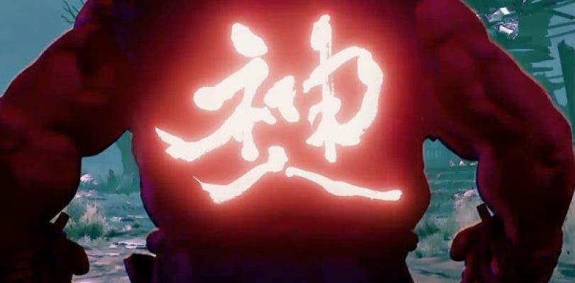 Akuma será el nuevo personaje de Street Fighter V