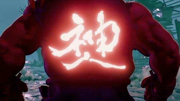 Akuma será el próximo personaje que llegue a Street Fighter V
