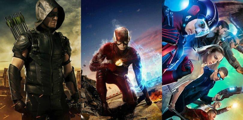 Sinopsis de Flash, Arrow y Legends of Tomorrow de diciembre
