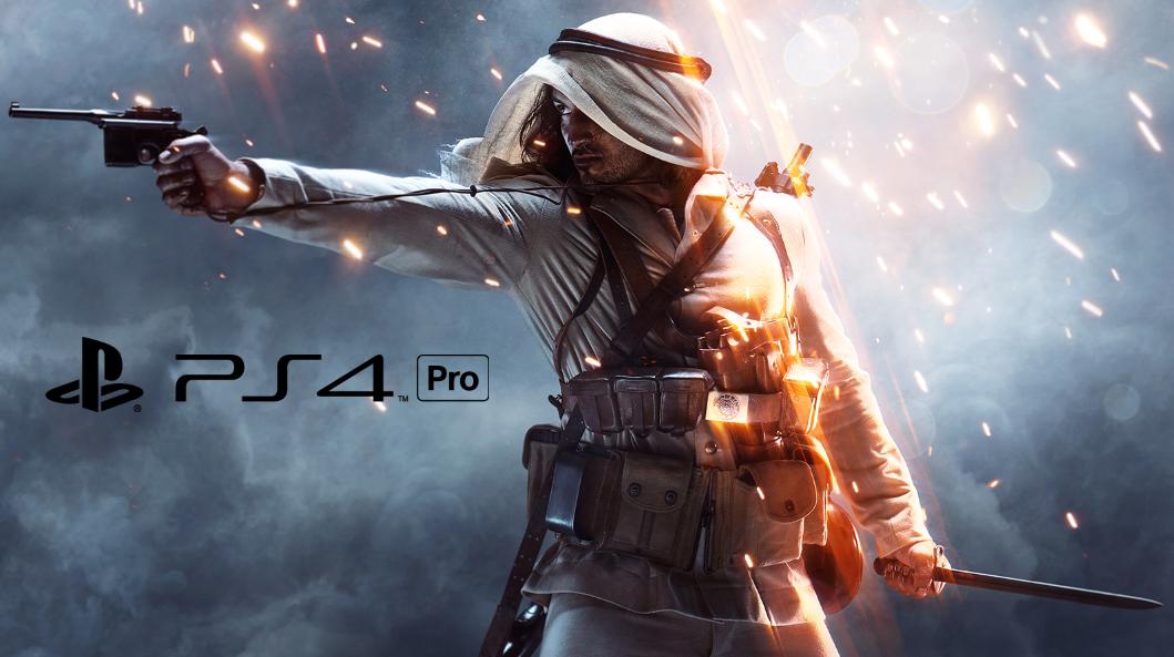 Battlefield 1 A 1080p Con Una Tasa Mas Solida En Playstation 4 Pro