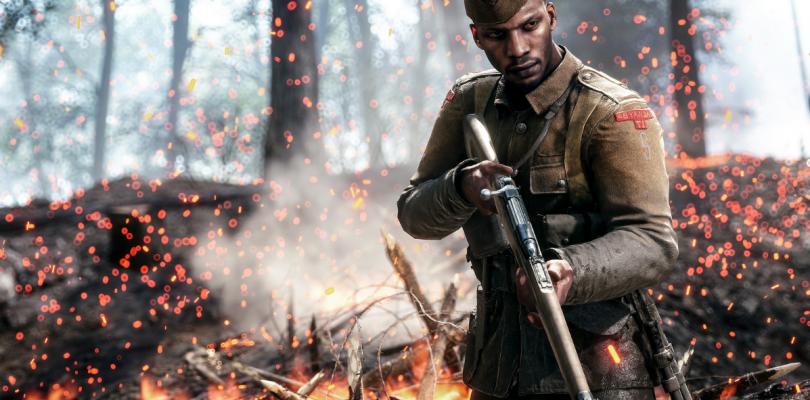 Battlefield 1 a 1080p con una tasa más sólida en PlayStation 4 Pro