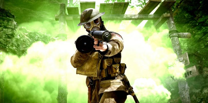Battlefield 1 recibirá ajustes en el mortero y las ametralladoras