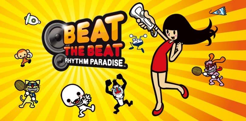 Beat the Beat: Rhythm Paradise llegará a la eShop de Wii U