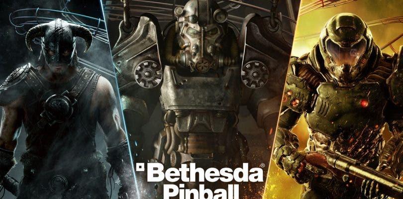 Tráiler de lanzamiento de Bethesda Pinball