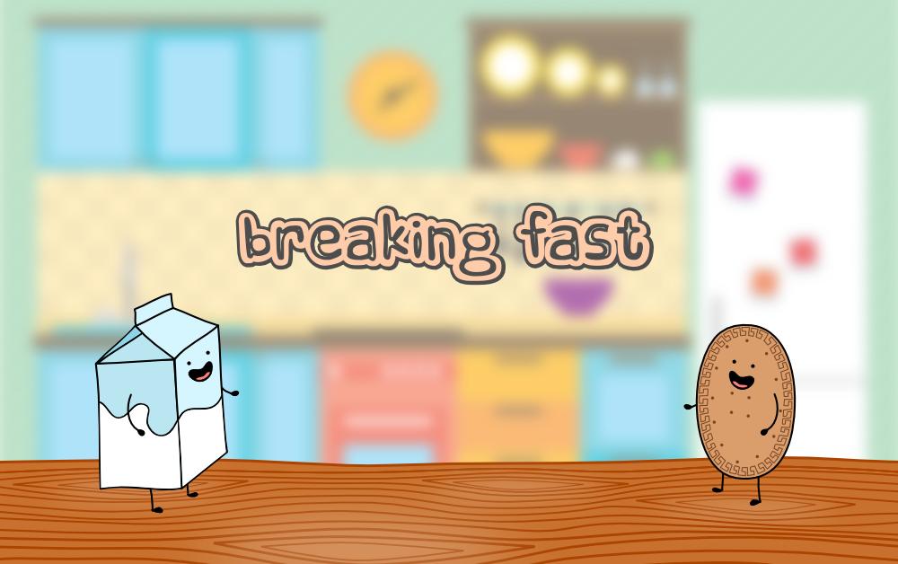 breakingfast