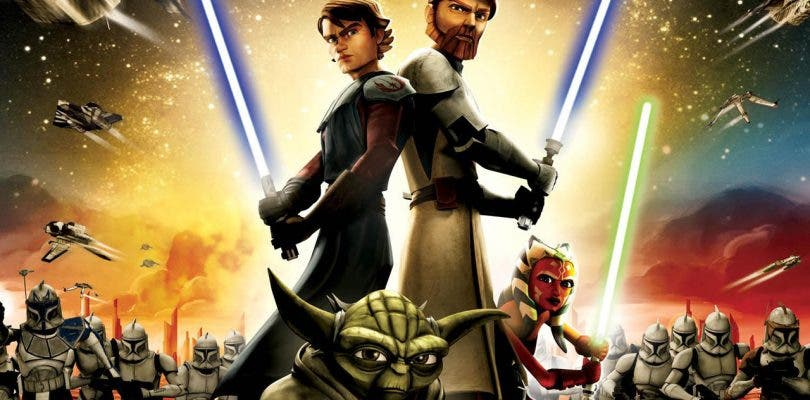 George Lucas quiso hacer un spin off de The Clone Wars