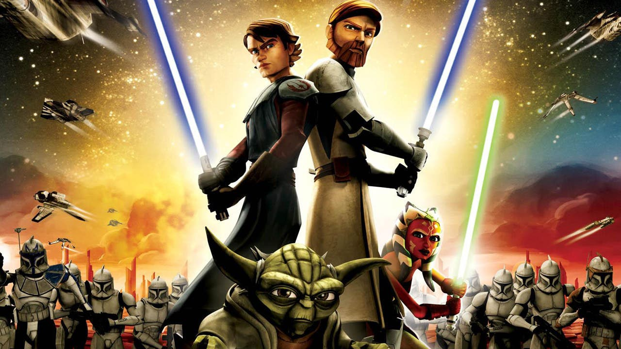 Imagen de George Lucas quiso hacer un spin off de The Clone Wars