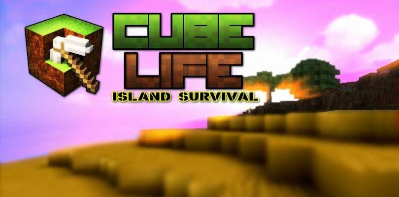 Cube Life: Island Survival salta a nuevas plataformas