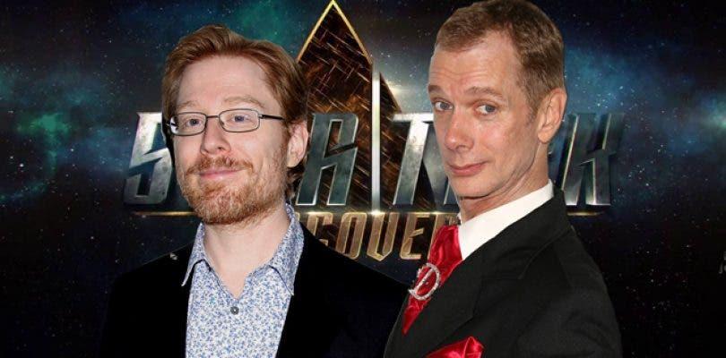 Dos nuevos actores se unen al reparto de Star Trek: Discovery