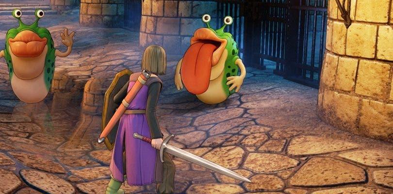 Dragon Quest XI se mostrará poco antes de finalizar el año