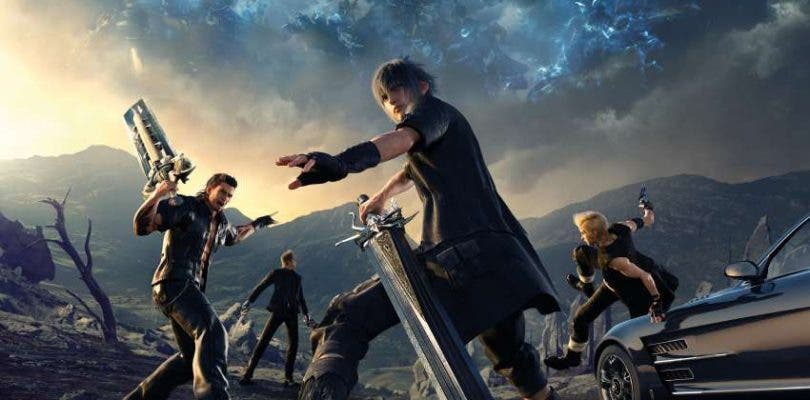 Sakaguchi y Yoshida toman a Final Fantasy XV como su juego del año