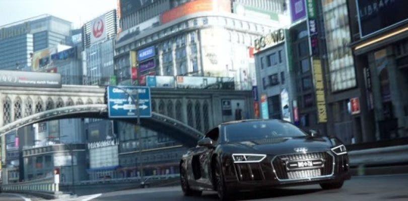 Audi sorteará el exclusivo coche de Noctis de Final Fantasy XV