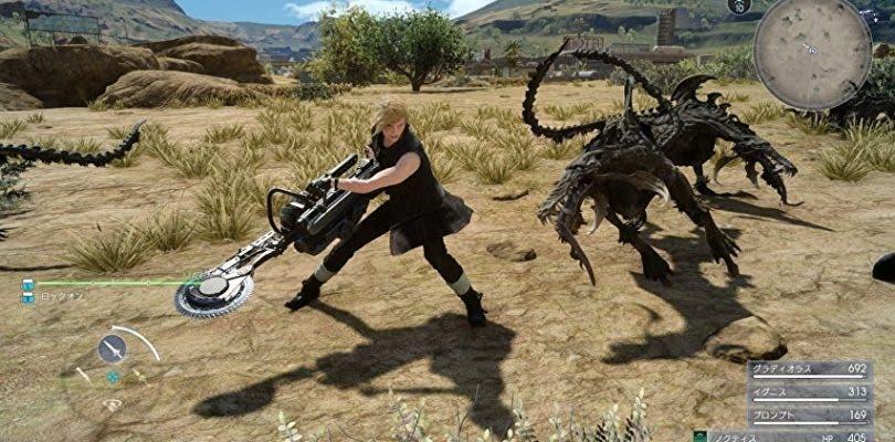 Final Fantasy XV se muestra en nuevas capturas