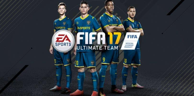 Llegan los primeros transfers a FIFA 17 Ultimate Team